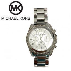Michael Kors Stainless steel watch.